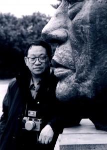 曾毅工作照 portraitZeng Yi
